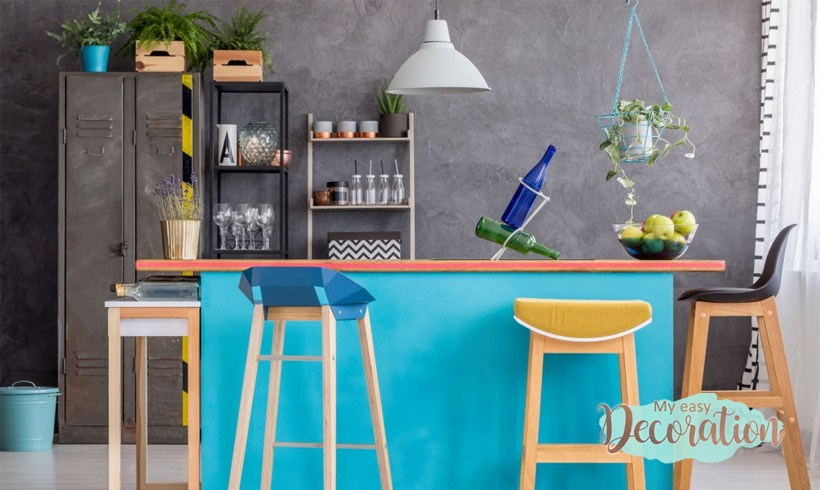 Bar Area Ideas Most Wanted 2021 For You To Be Inspired! 🍾