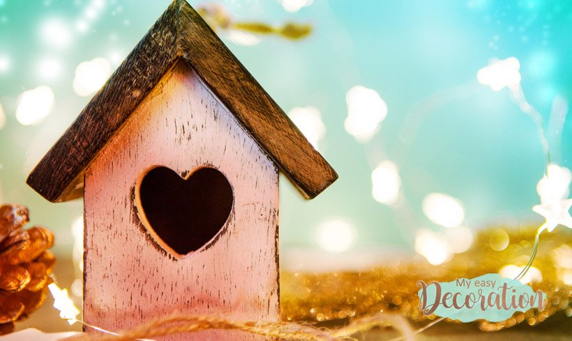 Birdhouse Design Creative and Easy to Assemble at Home! 2021 ❤️🏡