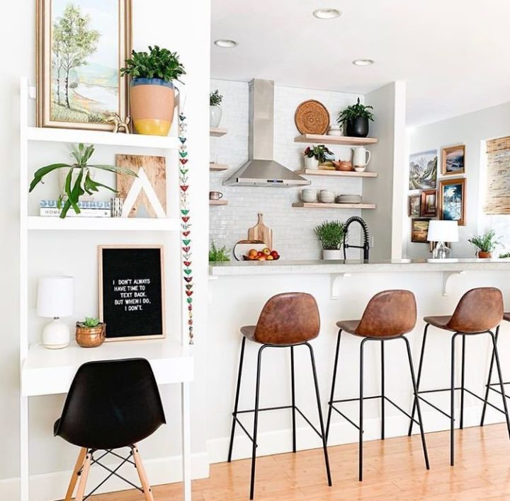 Kitchen Feng Shui Tip 2: Use the Color White