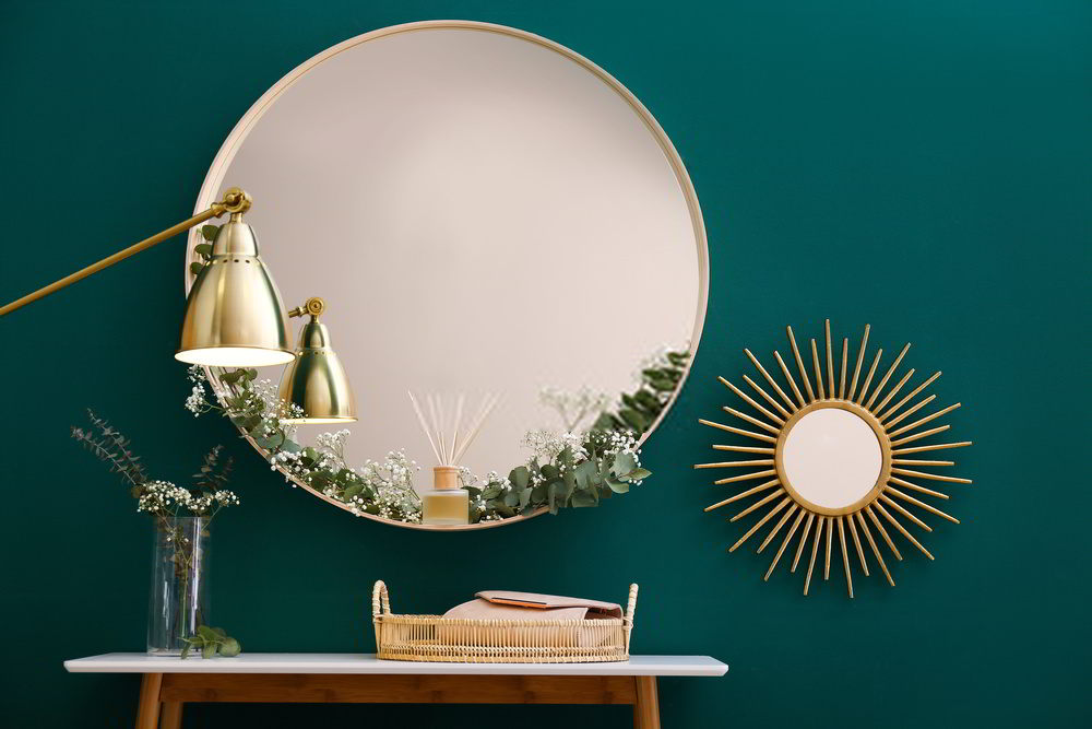 Mirrors in Varied Formats