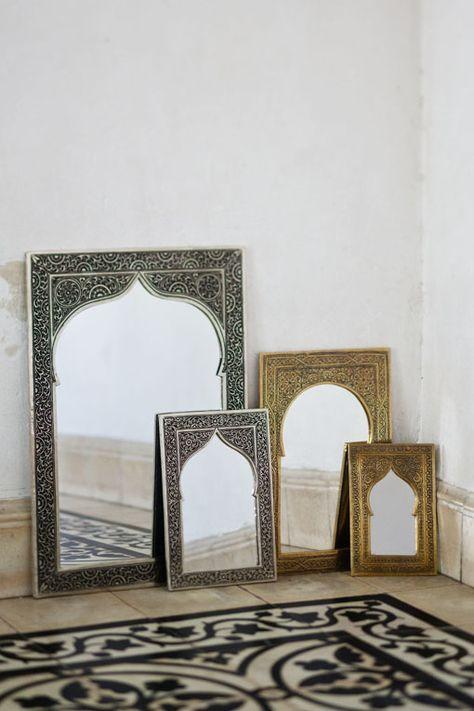 Moroccan Decorative Mirrors
