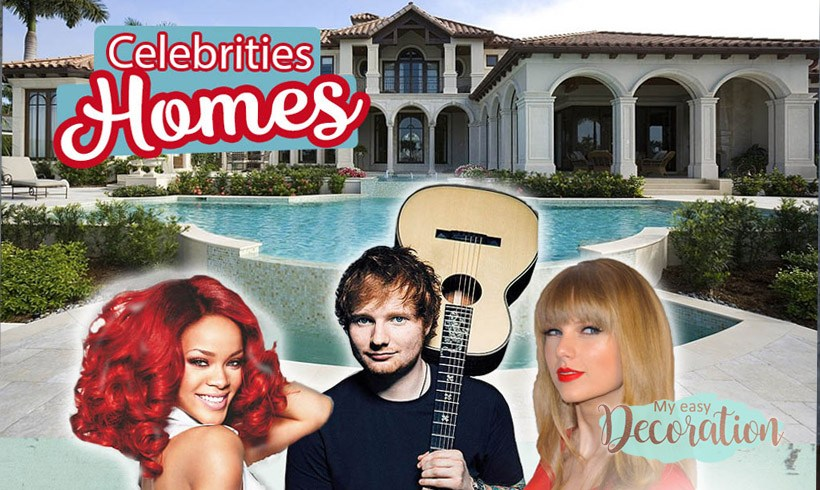 😍Meet the 18 Most Wanted Celebrity Homes of the Moment!🏡