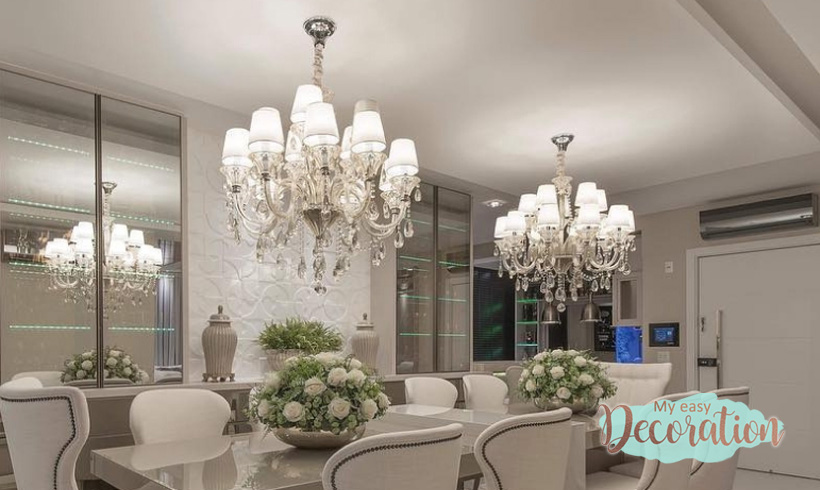 Crystal Chandelier: Find Which Style Matches Your Decor Most ❤️
