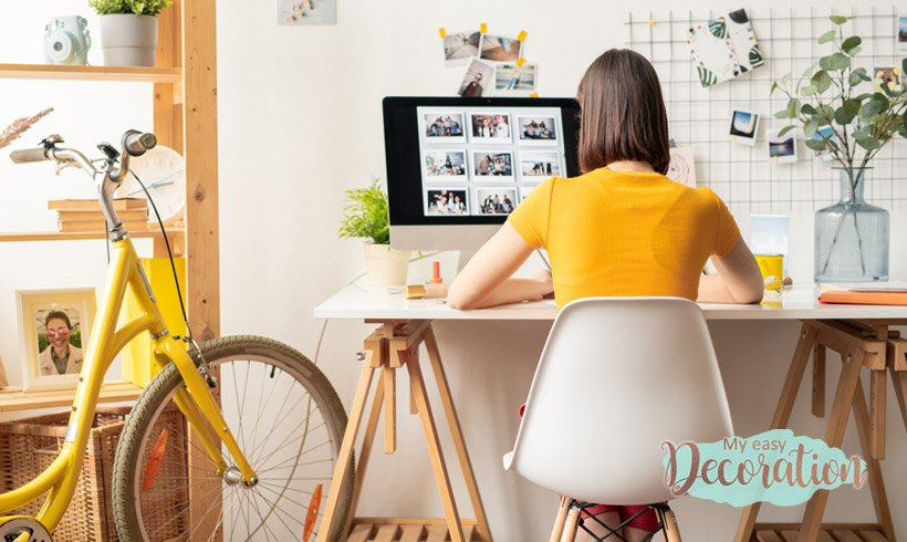 Home Office: +50 Inspirations With Expert Tips For You ❤️