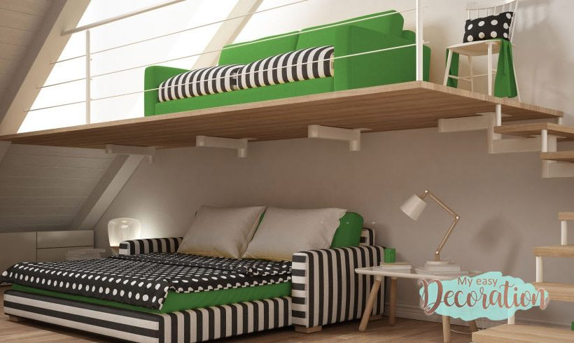 Which Type of Loft Bed is Right For You? 15 Secrets That Stores Don't Tell You! 😍