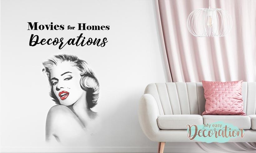 🎬 💖 See the Movies that Served as Inspiration for Home Decor.🌟