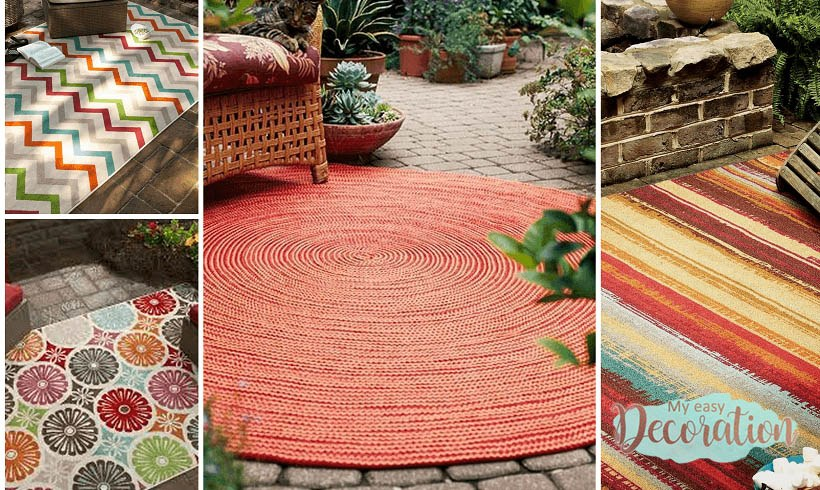 Outdoor Rugs for Patios: What Are The Best? 🌞🏡