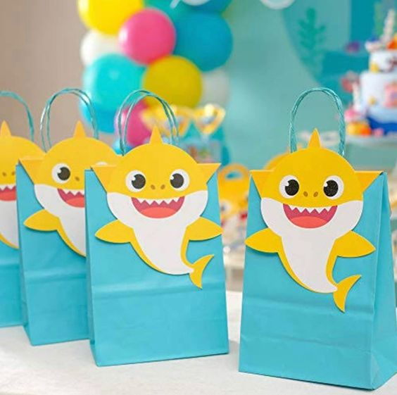 Babies Shark Favors