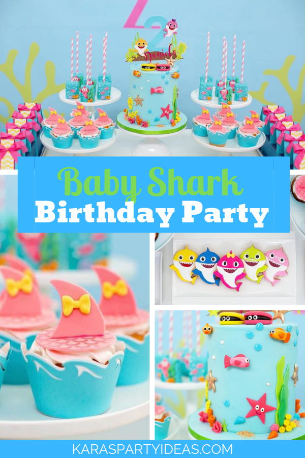 Babies Shark Party Ideas