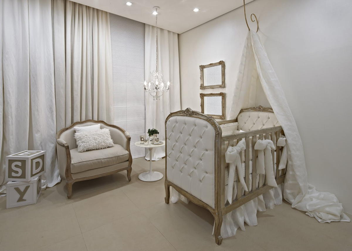 Baby Furniture In Classic Style