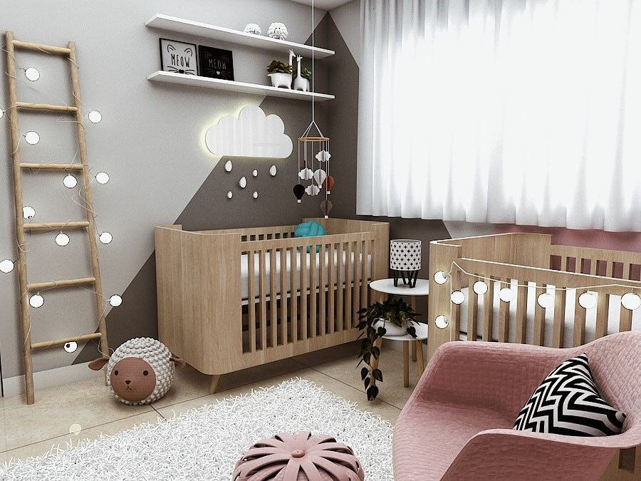 Baby Furniture In Modern Style