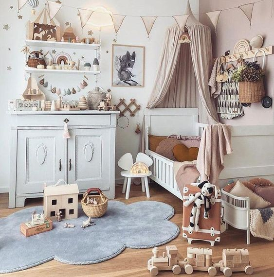 How to Reuse Baby Furniture?