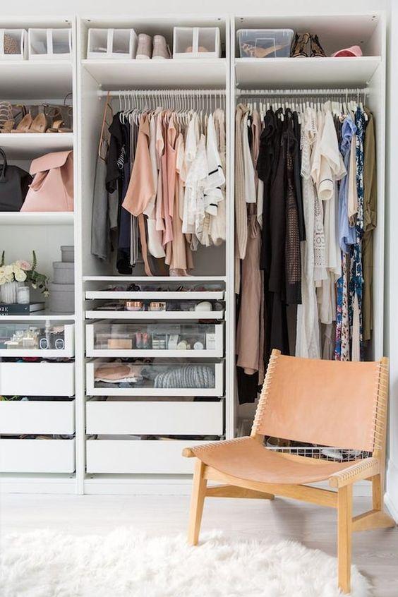 Tips 7 The Wardrobe