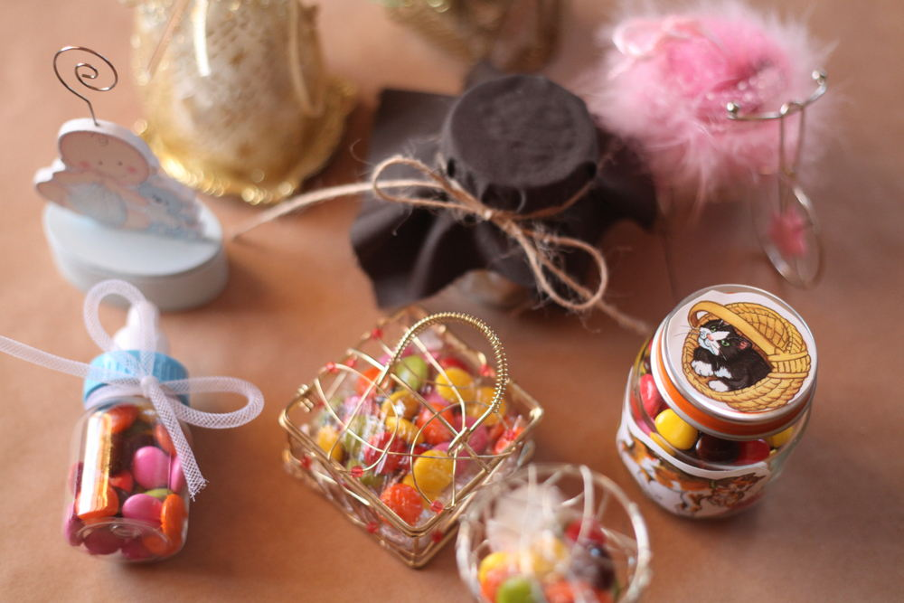 Baby Shower Favors Candies