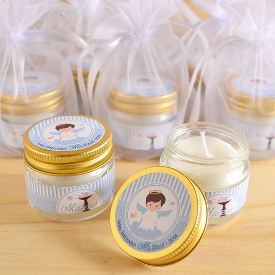 Baby Shower Favors Cheap Candles