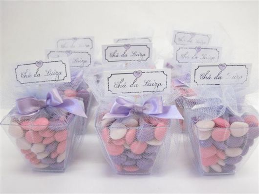 Baby Shower Favors Cheap Decorated Candy Jar