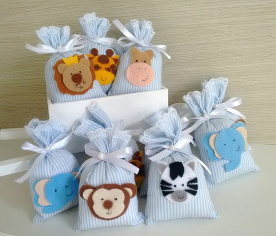 Baby Shower Favors Cheap Scented Sachet