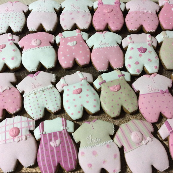 Baby Shower Favors Candies With Cookies