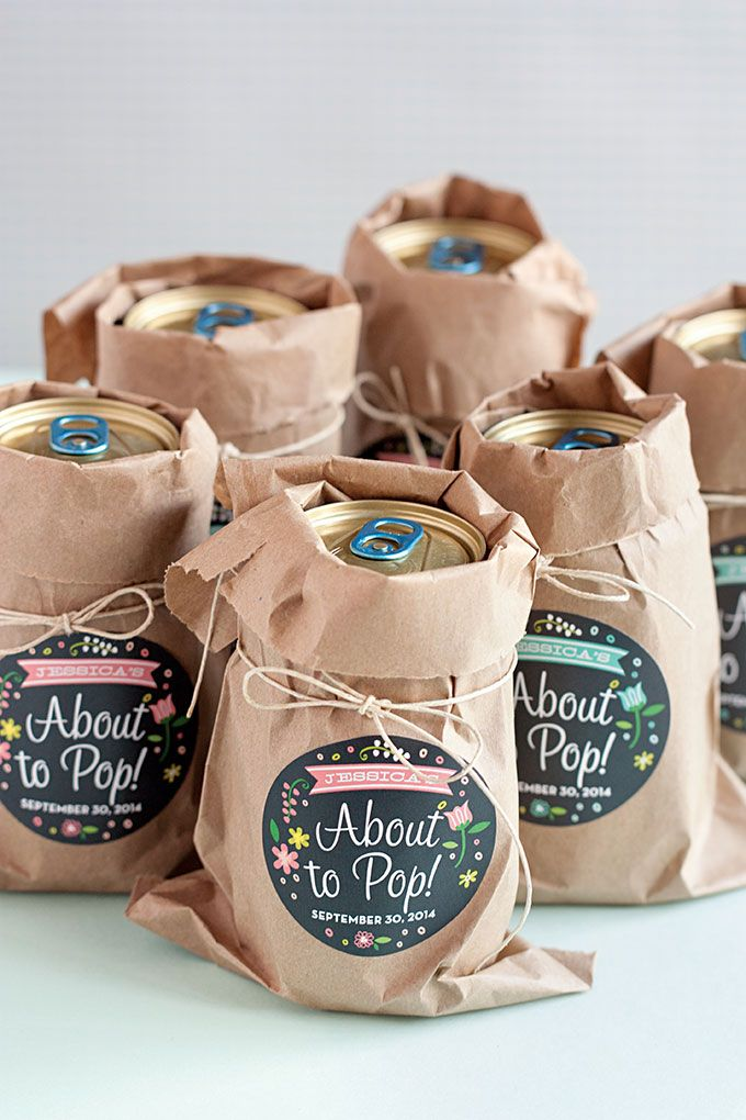Baby Shower Favors Ideas