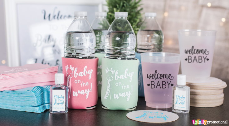 Baby Shower Favors Ideas With Custom Packaging
