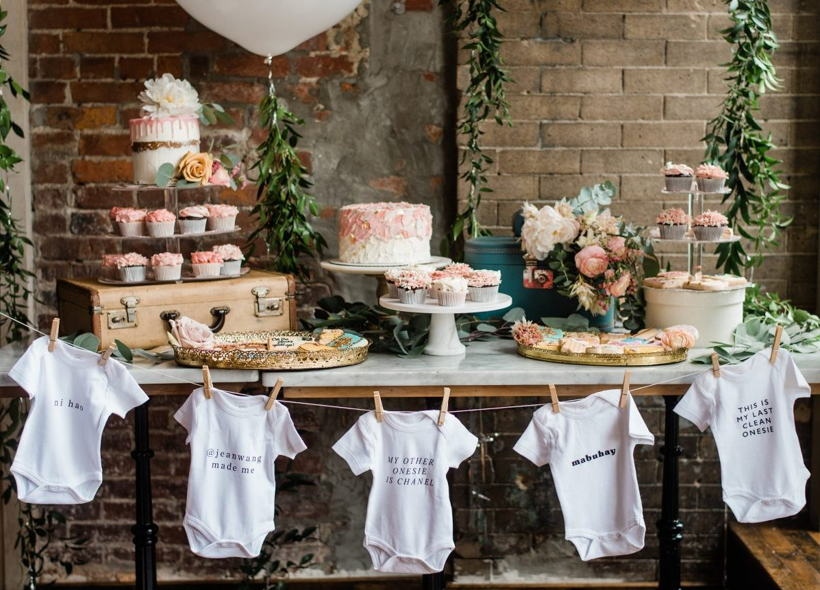 Baby Shower Ideas That Are The Feel Of The Moment