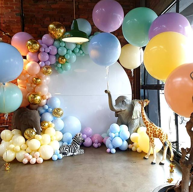 Balloon Arch Deconstructed