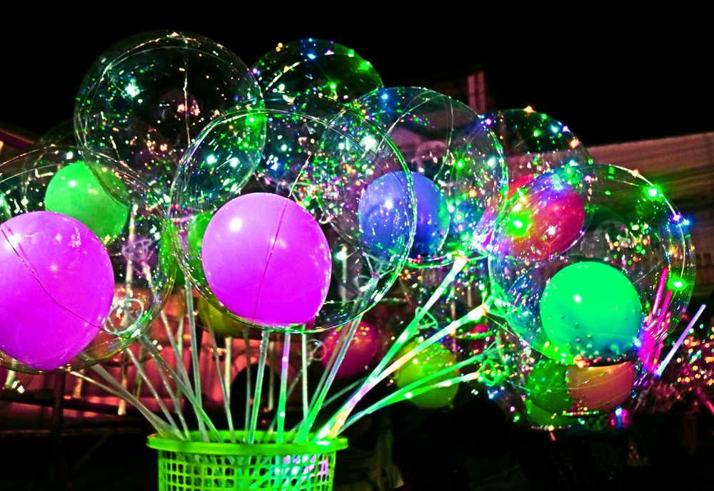 Balloon Led Lights Take Over!