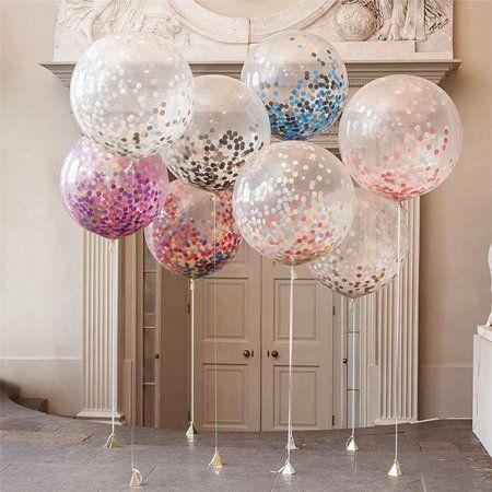 Balloon Round Format