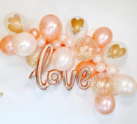Balloon: How to Decorate on the Wall 2