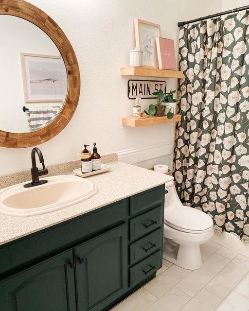 Bathroom Ideas Trick Decoration Into Increasing The Ambiance