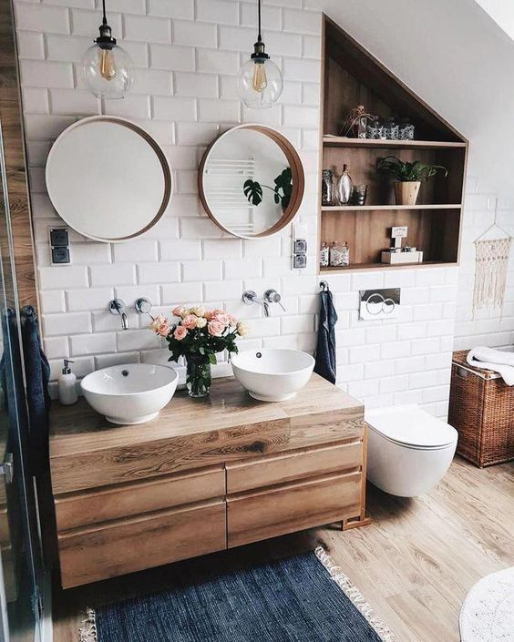 The Influence Of Architecture On Bathroom Ideas Decoration