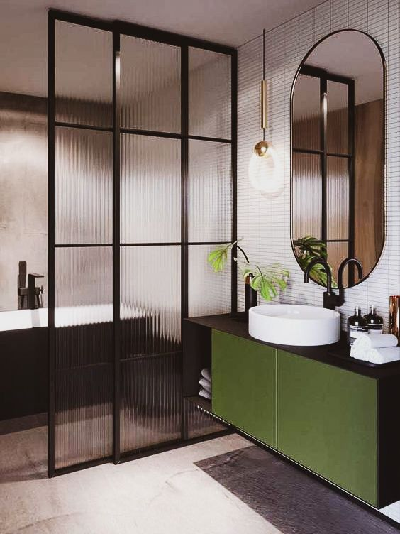 Modern Bathroom Ideas With The Use Of Technology