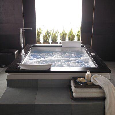 Luxury Bathroom Ideas With Hot Tub