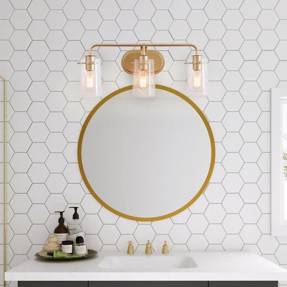 Bathroom Lights For Mirror