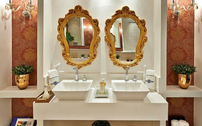 Ideal Size Of Bathroom Mirror