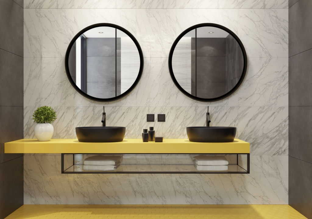 Bathroom Mirror Trends For This Year