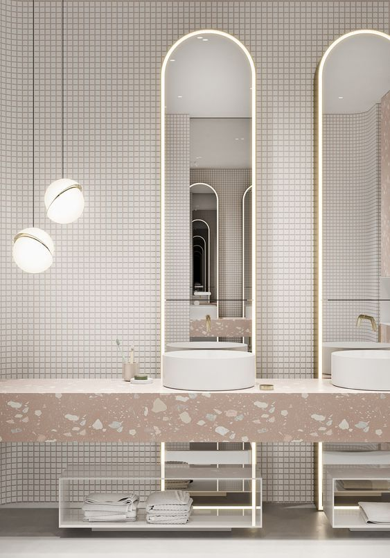 Types Of Bathroom Mirrors That You Will Find