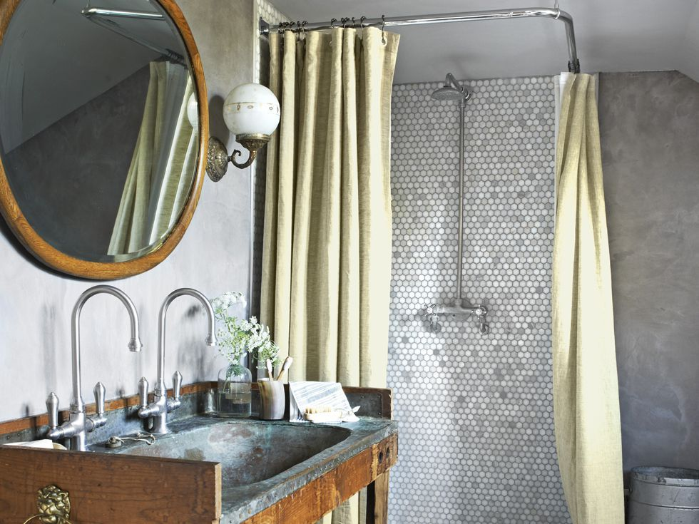 How About Bathroom Sets Curtain?