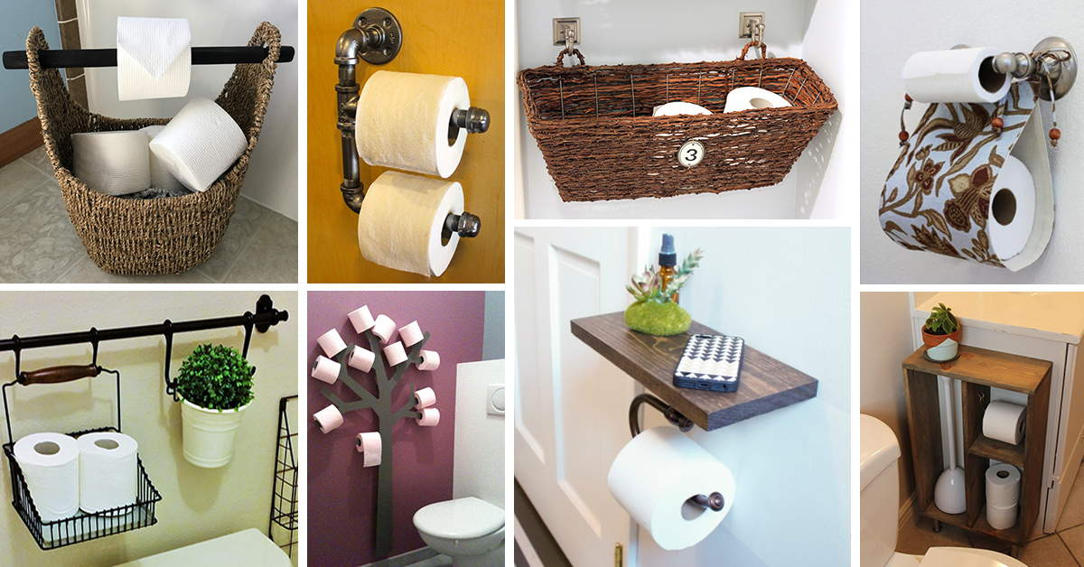 Bathroom Sets Ideas With Toilet Paper Case