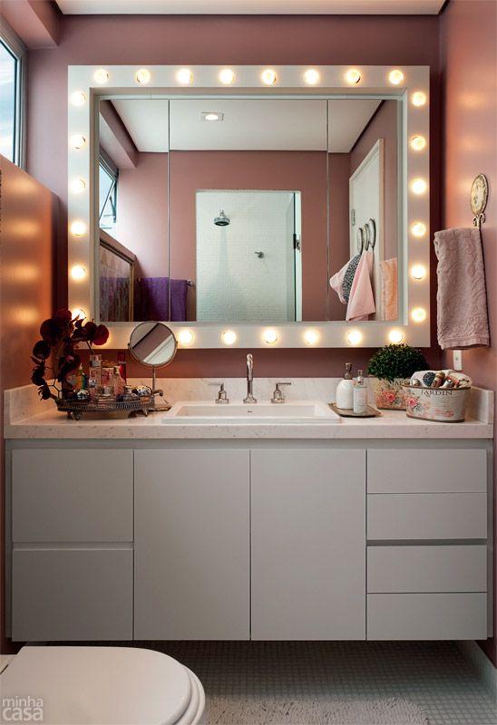 Bathroom Vanities Mirror With Lights
