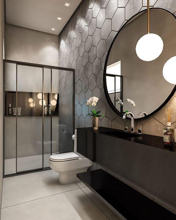 Bathroom Vanities Mirror Round