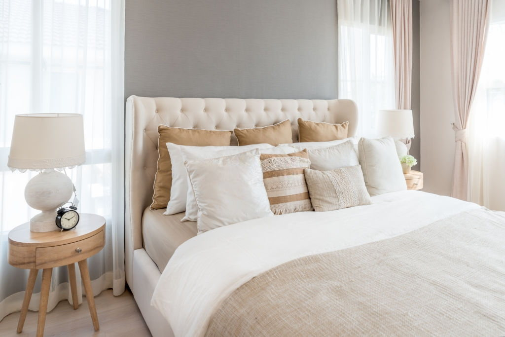 The Bed Of Bedroom Decoration Ideas Master