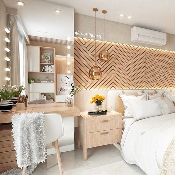 Bedroom Settings that can't be missing!
