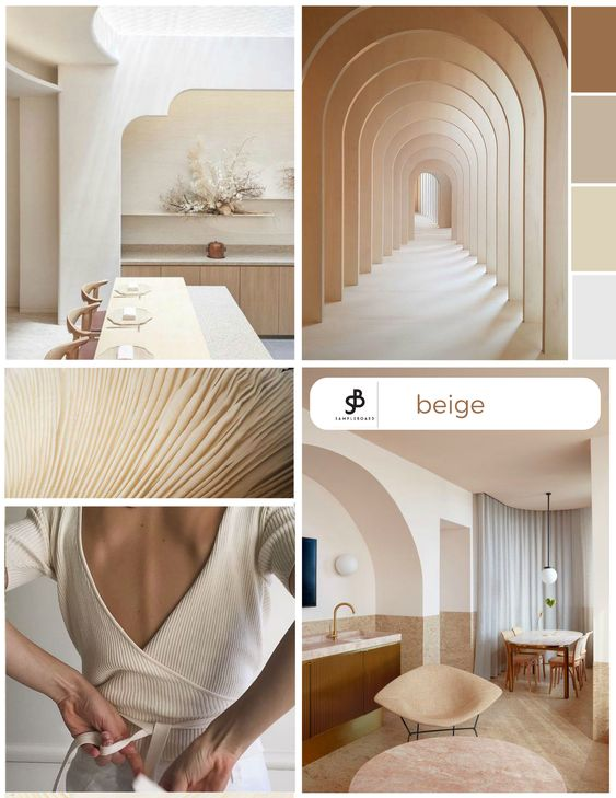 The Advantages Of Beige Color Decoration