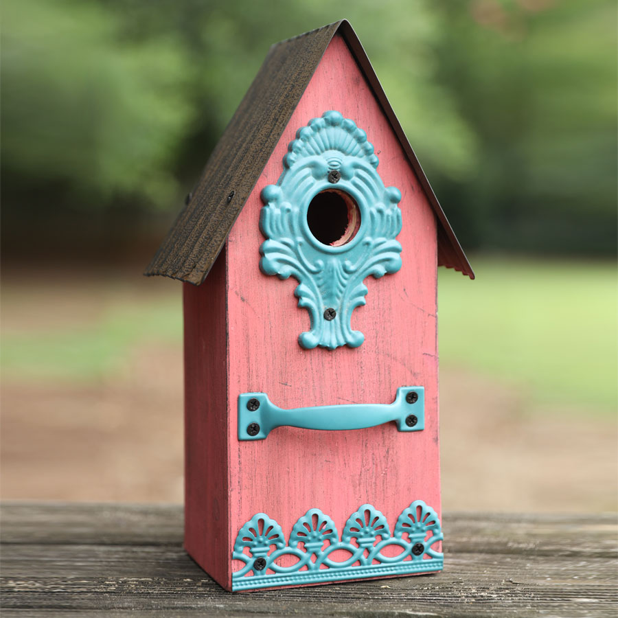What Is The Ideal Place For The Bird House?