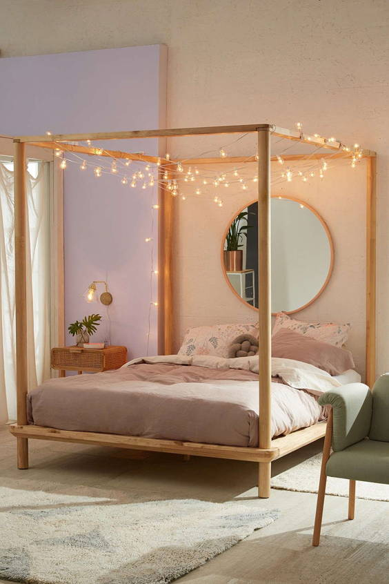 Canopies Beds For Couples
