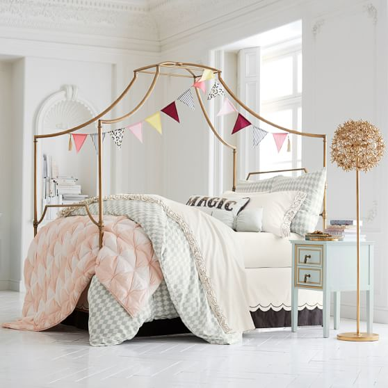 Care And Sophistication Of Canopies Beds