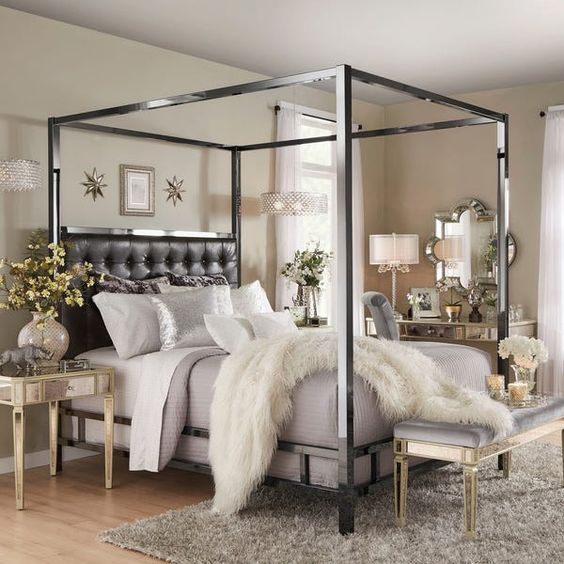 Canopies Beds And Luxury Decor