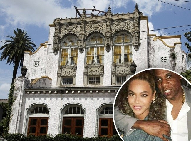 celebrity-homes-beyonce
