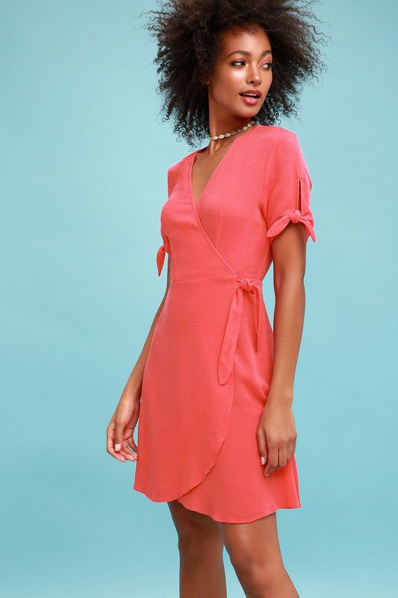 Does Coral Color Dress Suit All Skin Types?